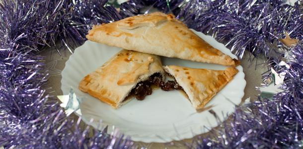 Mincemeat Pie Parcels