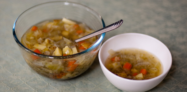 Irish Cabbage Soup
