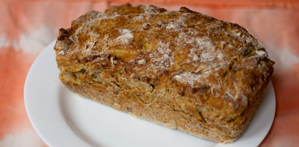 Potato and Herb Bread